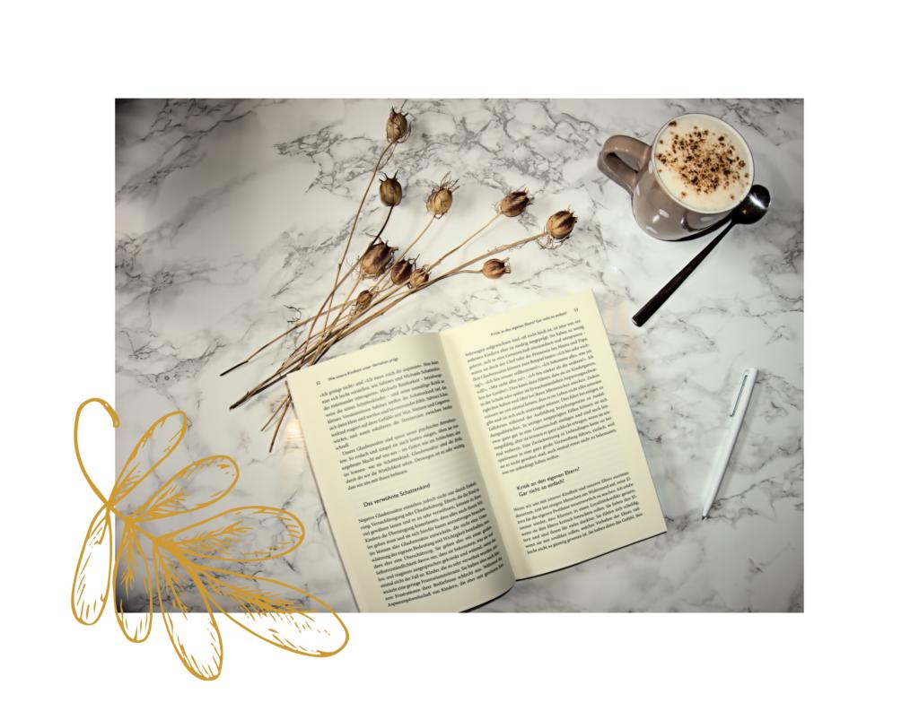 Buch, review, Kaffee