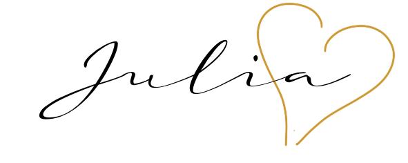 Unterschrift, Julia, Signed